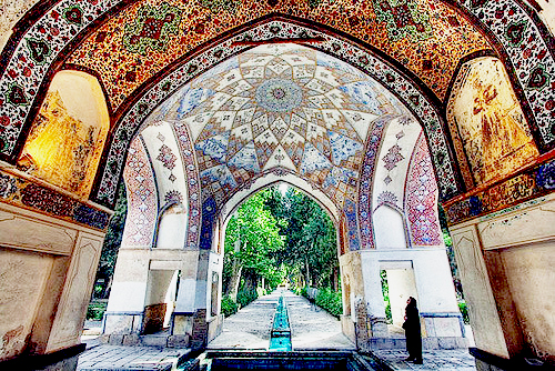 Kashan-Fin Garden