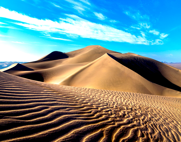Kerman -Lut Desert