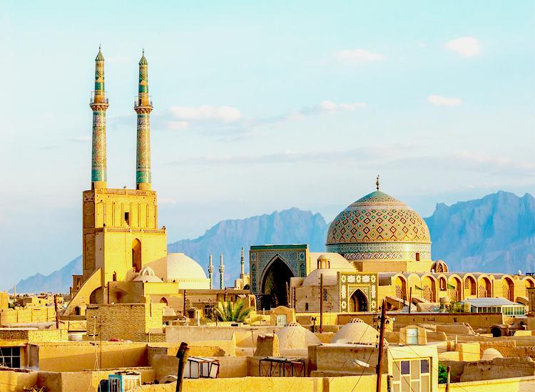 Yazd Destination