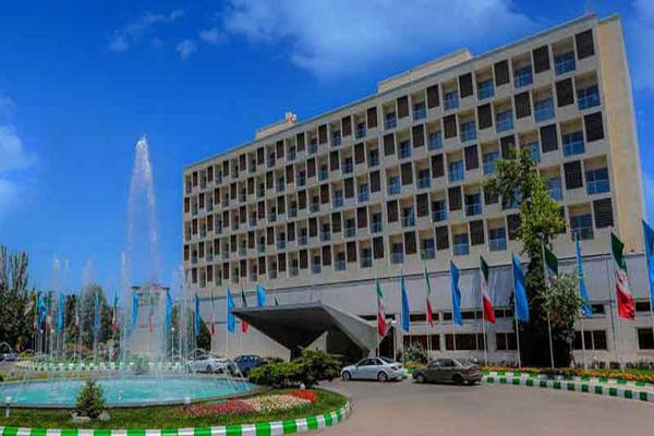 Mashhad Ahmadabad Homa Hotel