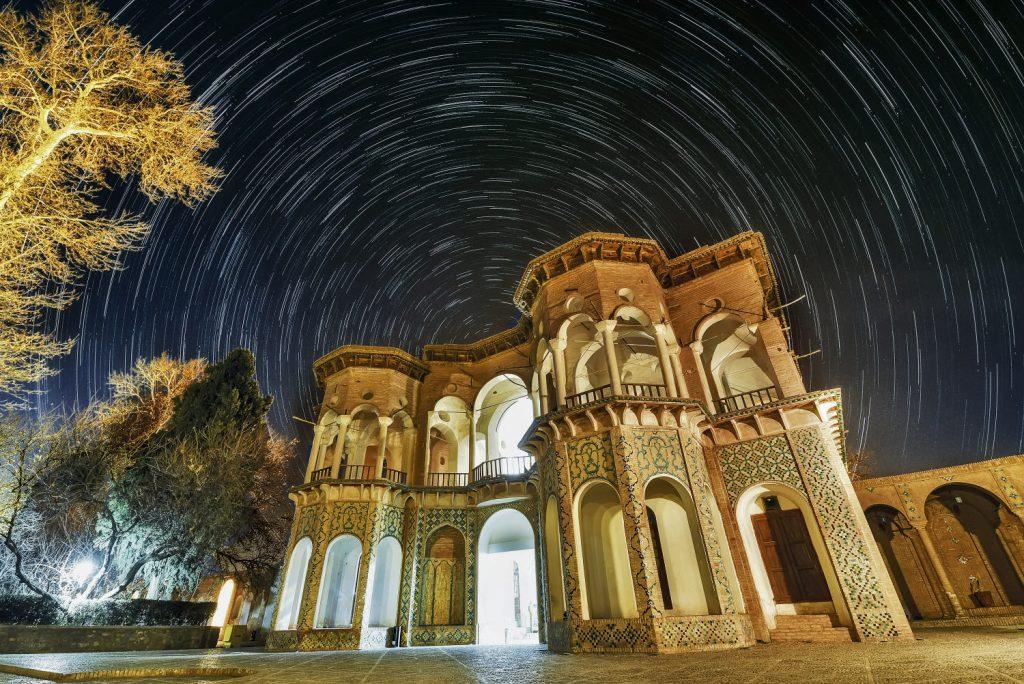 Kerman Shahzade palace