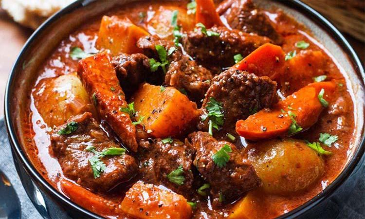 Khoresht Beh - Ghormeh Beh - Persian Quince Stew