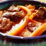 Khoresht Havij (Carrot Stew)