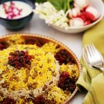 Adas Polo (Persian Rice with Lentils)