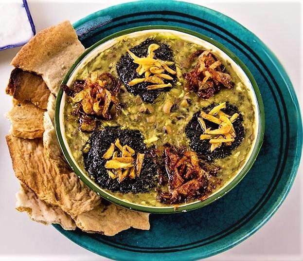 Ash-e Omaj - Omaj Potage - Tabriz Food
