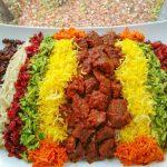 Morasa Polo (Persian Jewelled Rice)