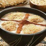 Halim Gandom (Wheat Porridge)