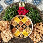 Kashk Bademjan (Persian Eggplant Dip)