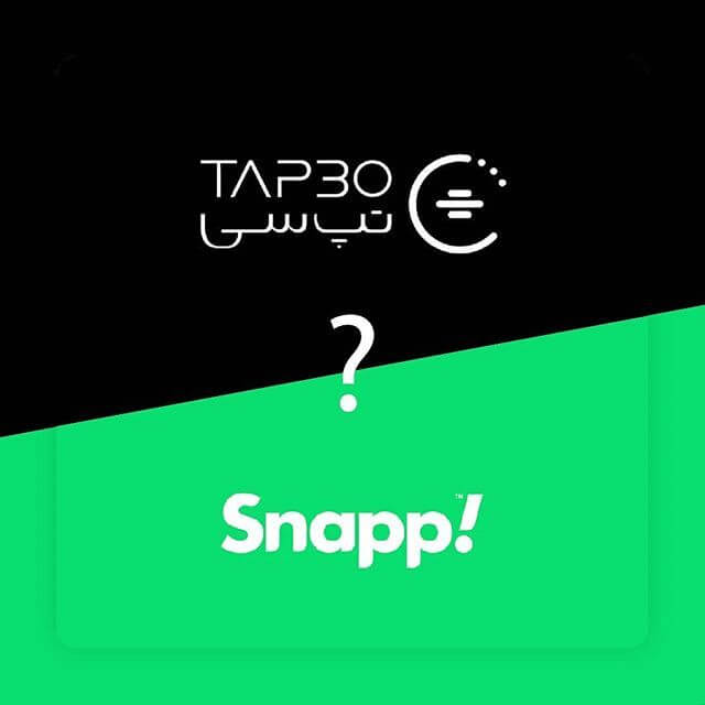 Snapp or TAP30