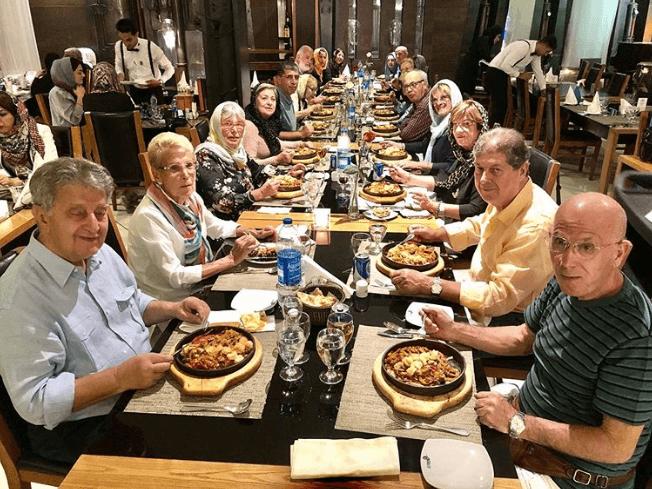 Haft Khan Restaurant Complex