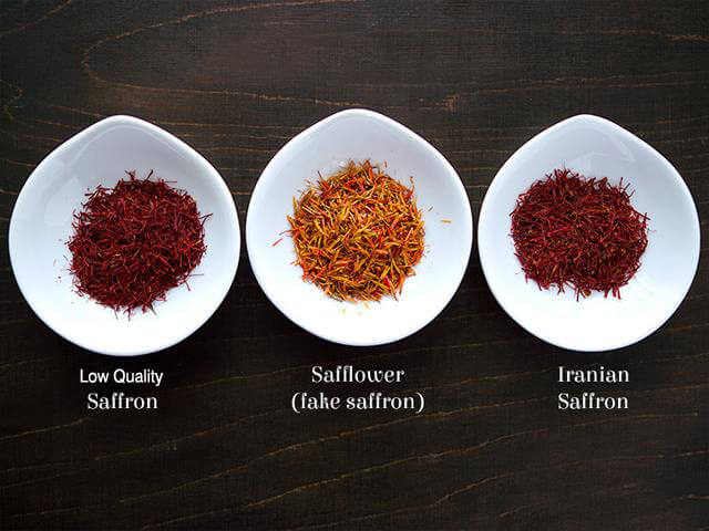 How to Identify Original Saffron from the Fake One