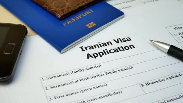 Iran Visa for Americans, English, and Canadians