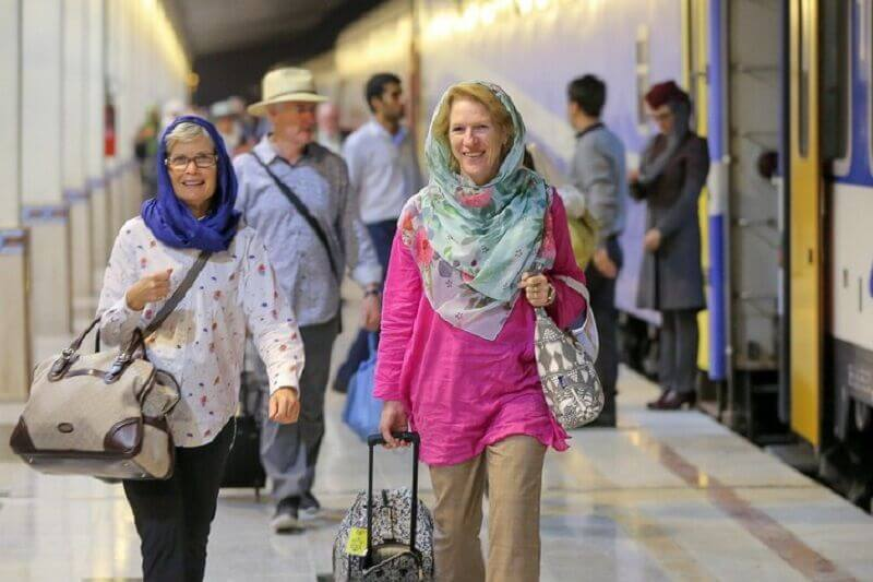 Traveling to Iran as a woman alone