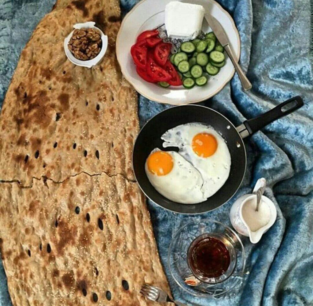 Consumption of Bread in Iran