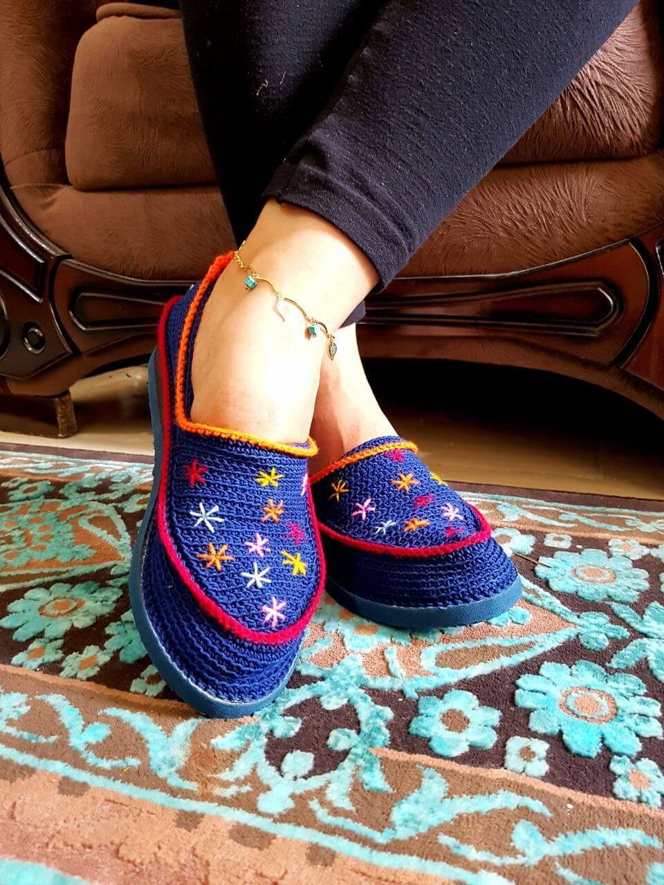 Persian Traditional Shoes