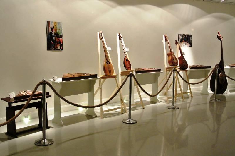Instruments Innovated by Mohammad Reza Shajarian