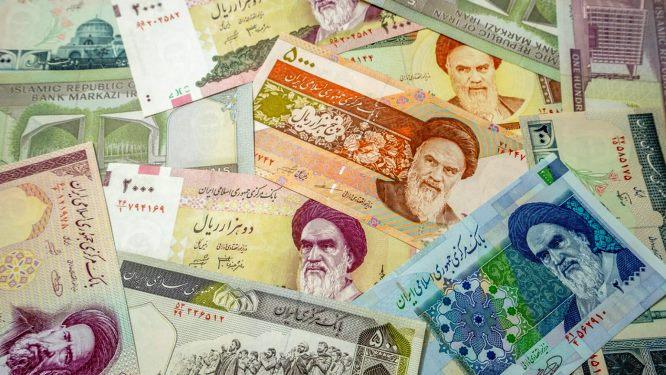 Iranian Banknote