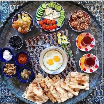 Iranian-Breakfast