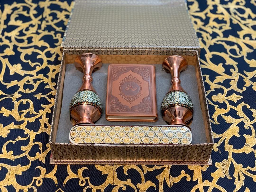 Persian Khatamkari