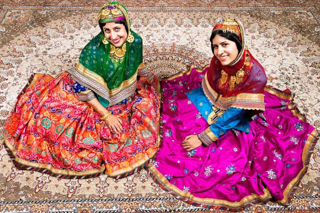 Iranian rug