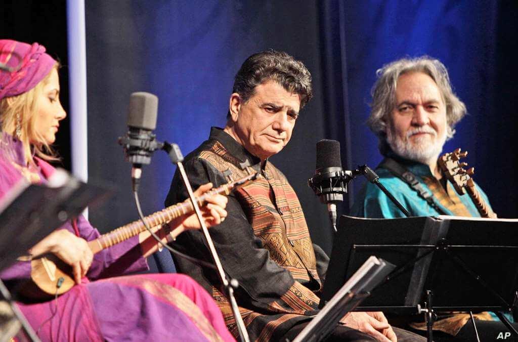 Shajarian Concert