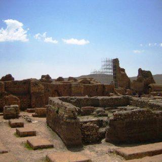 Throne of Solomon