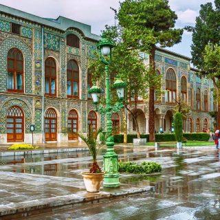 Iran UNESCO Site