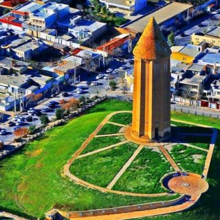 Qabus Tower