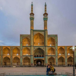 Amir Chakhmagh Square