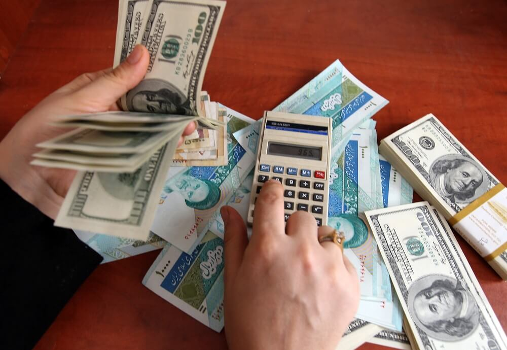 Iranian Rial Exchange Rate