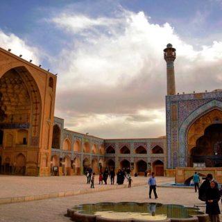 Masjed-e Jāmé of Isfahan