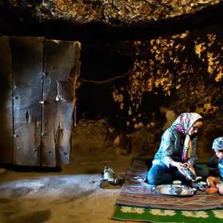 Rural Life in Meymand
