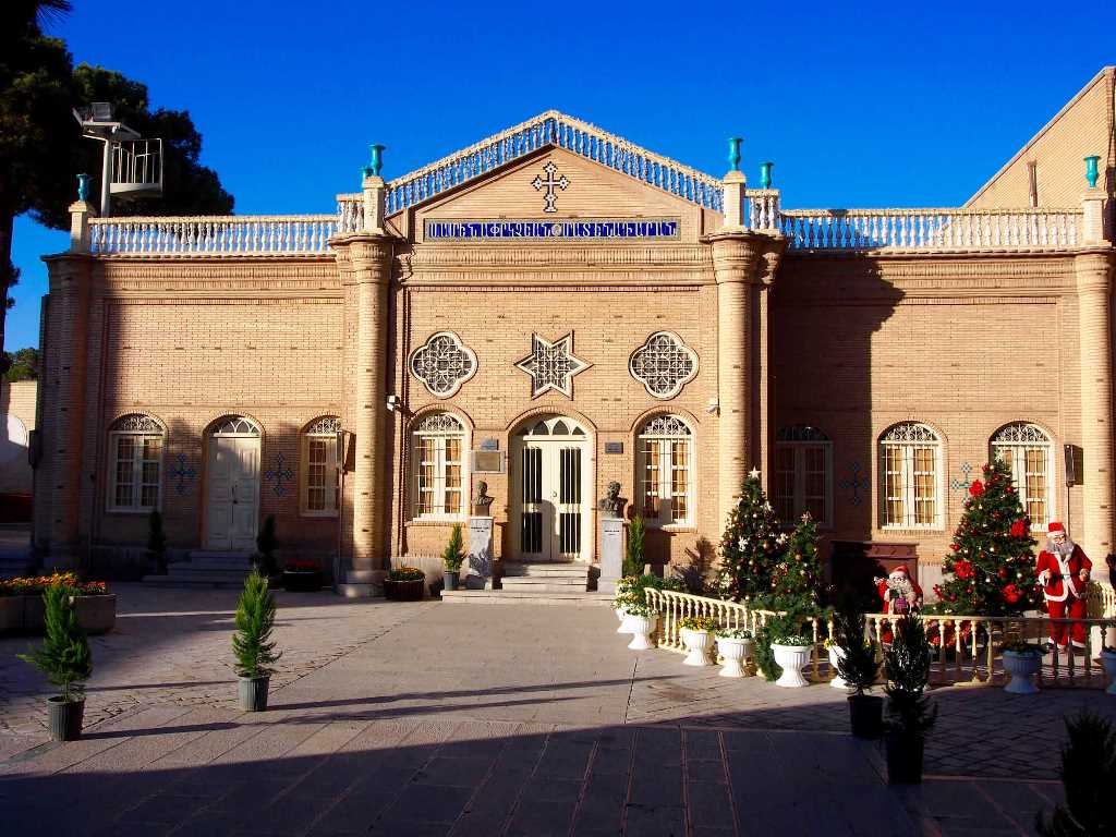 Celebrate Christmas in Isfahan
