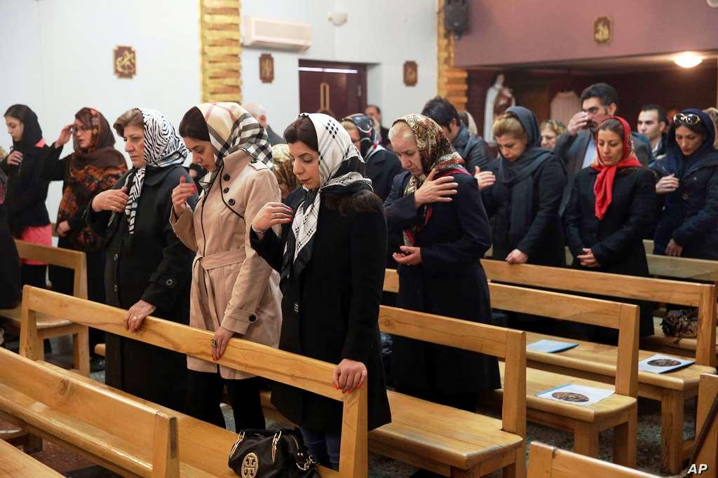 Christmas Traditions with Iranian