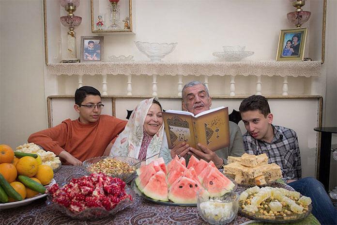 Hafez Divination on Yalda Event
