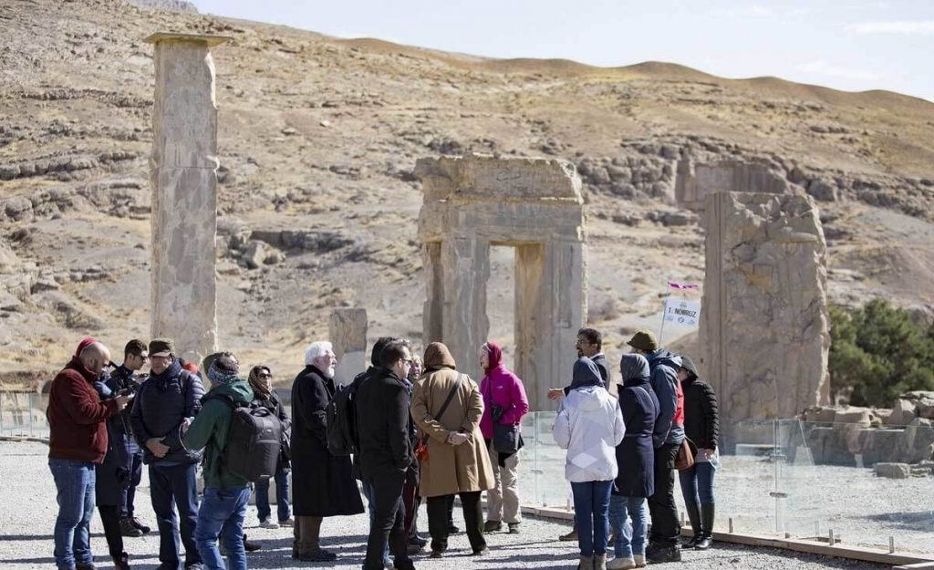 Helping Sustainable Tourism in Iran