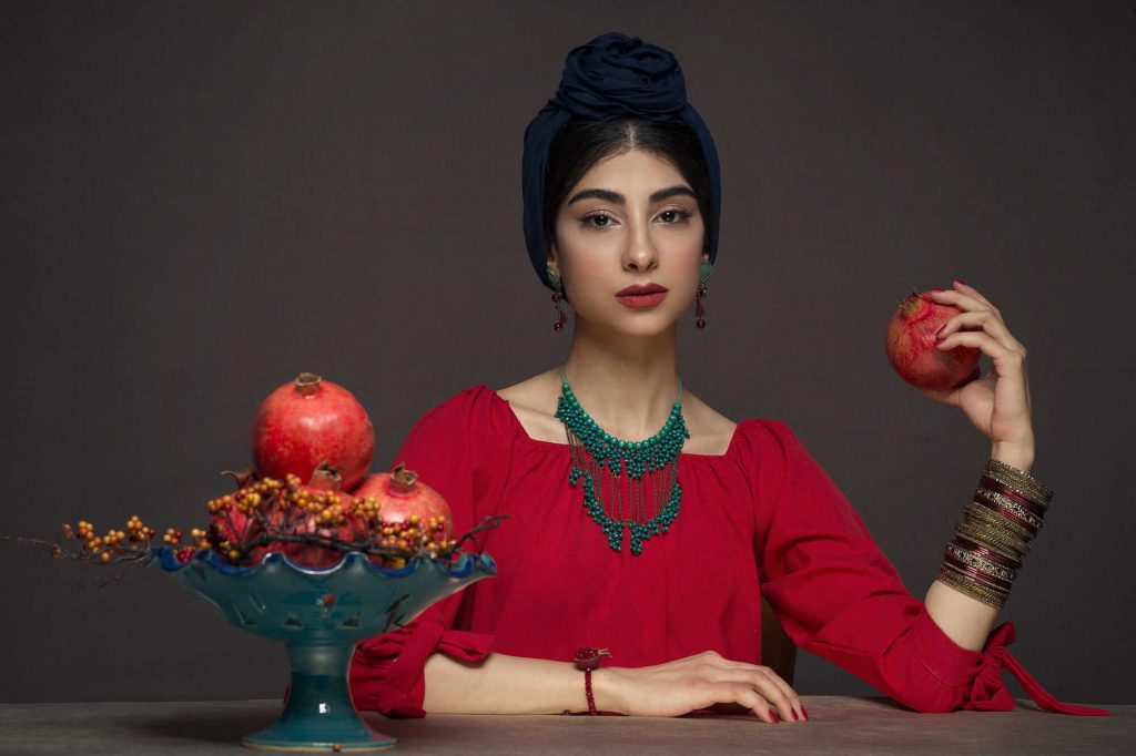 Yalda Event Fruit Types