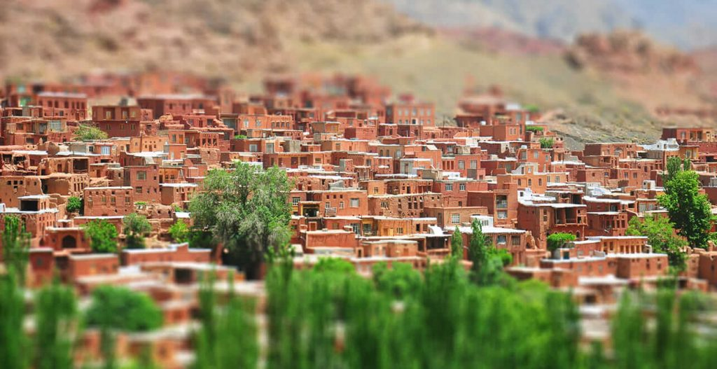 Abyaneh, the Stepped Red Village of Iran