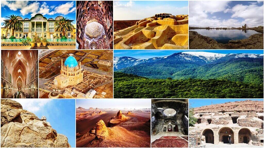 Iran Houses 24 UNESCO World Heritage Sites