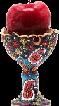 Apple in Nowruz Table