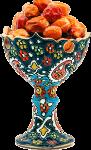 Oleaster in Nowruz Table
