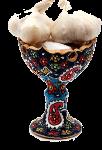 Garlic in Nowruz Table
