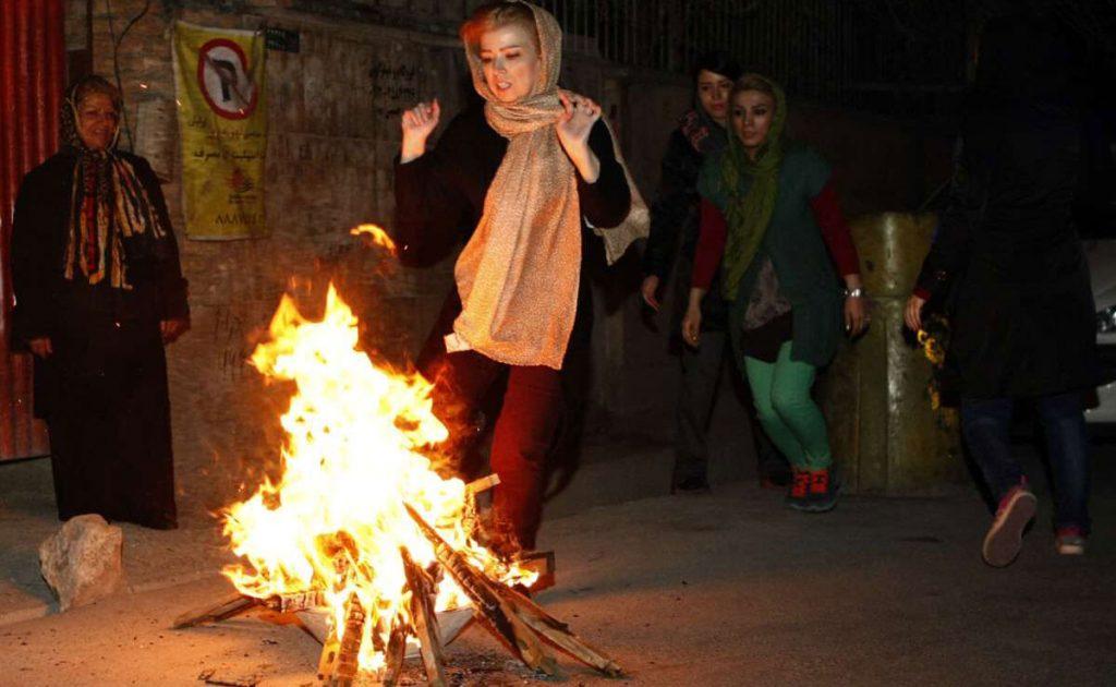 why do people celebrate chaharshanbe suri?