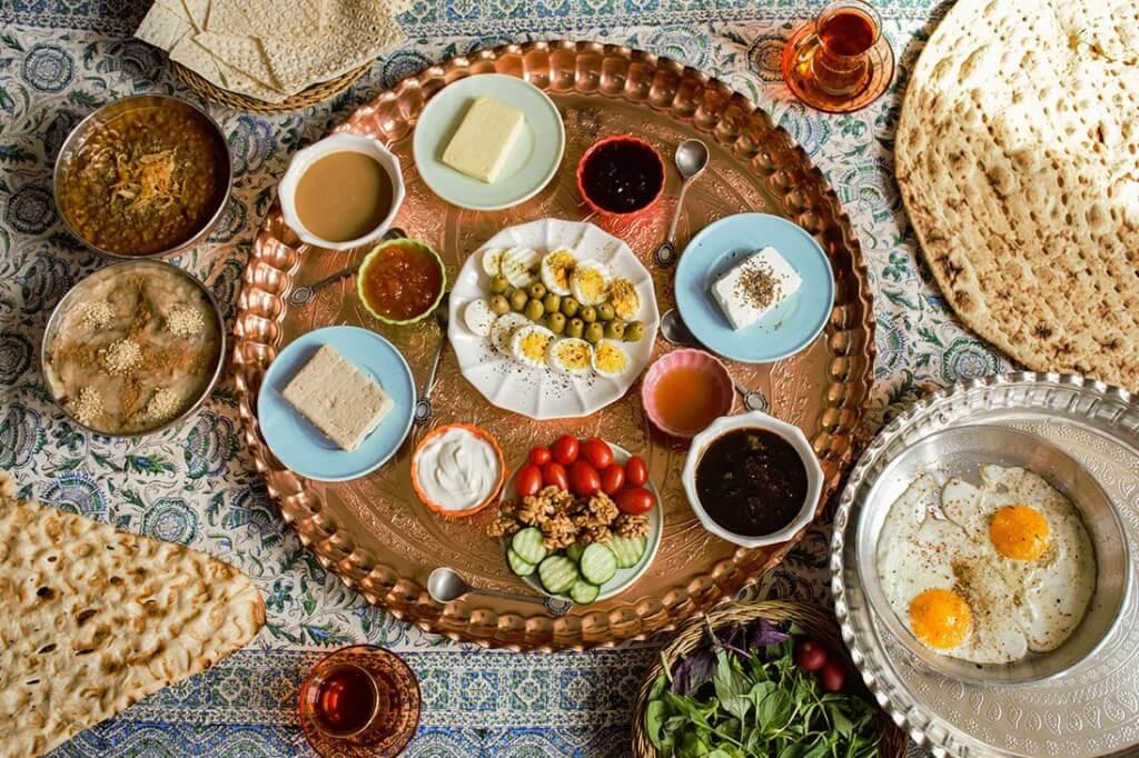 Eftar Table