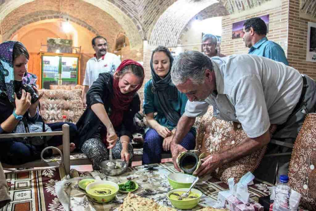 Enjoy the Persian Cuisine in Ramadan
