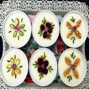 Halva and Porridge