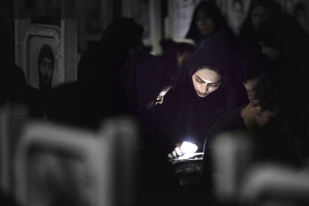 Qadr Night in Iran