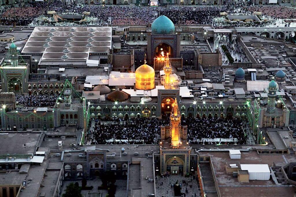 Iranian in Ramadan