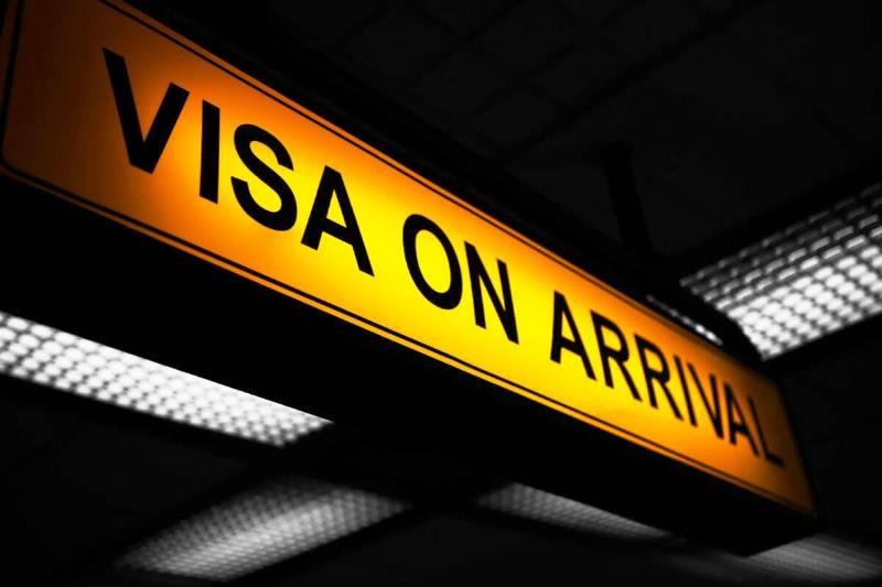 Iran Visa on Arrival