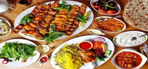 Best Iranian Food Cover